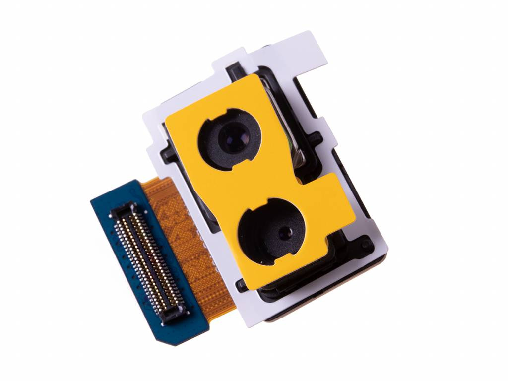 Rear camera module 16MP + 5MP for Samsung Galaxy A6+ 2018 (SM-A605FN), GH96-11662A