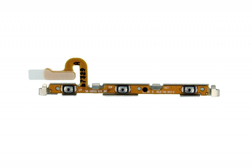 Volume flex cable for Samsung Galaxy S8 (SM-G950F), Galaxy S8 Plus (SM-G955F)