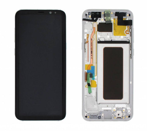Screen Display unit complete for Samsung Galaxy S8 Plus (SM-G955F)