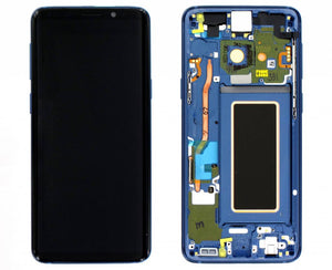 Screen Display Assembly Complete for Samsung Galaxy S9 (SM-G960F)