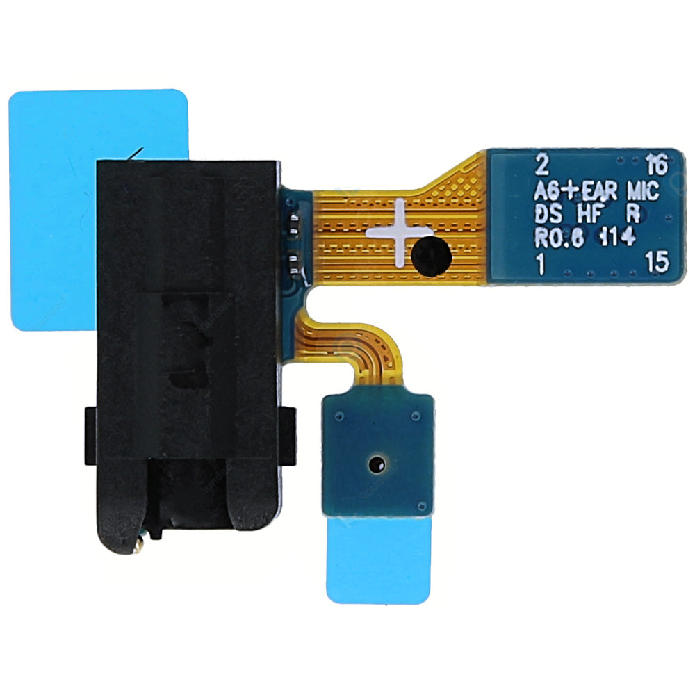 Audio connector for Samsung Galaxy A6+ 2018 (SM-A605FN), GH59-14896A