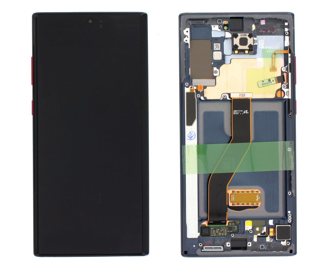 Screen Display unit complete for Samsung Note 10 Plus (SM-N975F)