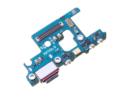 USB charging board for Samsung Note 10 Plus (SM-N975F), GH96-12741A