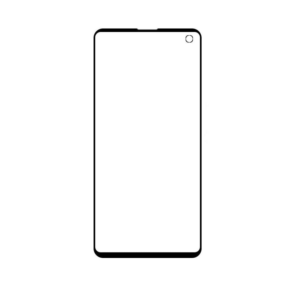 Front Glass Replacement for Galaxy S10 (SM-G973F)