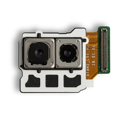 Rear camera module 12MP + 12MP for Galaxy S9 Plus (SM-G965F), GH96-11480A
