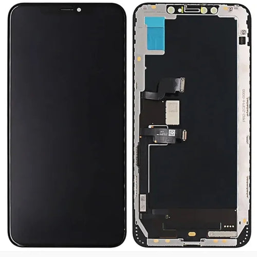 Replacement LCD Display module + Digitizer assembly for iPhone Xs Max, Black