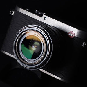 LIFEGUARD Camera Skin for Leica Q with Lens & Hood