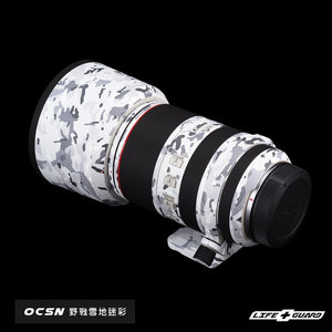 LIFEGUARD Lenses Skin for Canon RF 70-200mm F2.8L IS USM - Art Light Camera