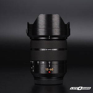 LIFEGUARD Lenses Skin for Panasonic DG 12-60mm F2.8-4 ASPH