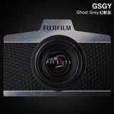 LIFEGUARD Camera Skin for Fujifilm X-T3 - Art Light Camera
