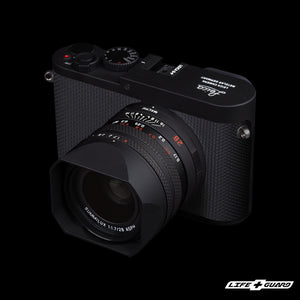 LIFEGUARD Camera Skin for Leica QP with Lens & Hood