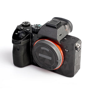 LIFEGUARD Camera Skin for Sony A73 / A7R3 ( W/O Logo Ver. )