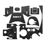 LIFEGUARD Camera Skin for Sony A73 / A7R3 ( Warship / Top of Body Only )-Art Light Camera