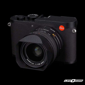 LIFEGUARD Camera Skin for Leica Q2 with Lens & Hood