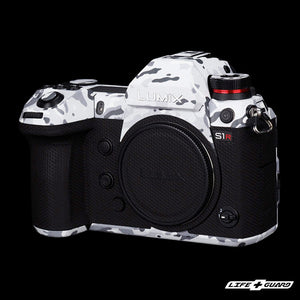 LIFEGUARD Camera Skin for Panasonic Lumix DC-S1 / S1R