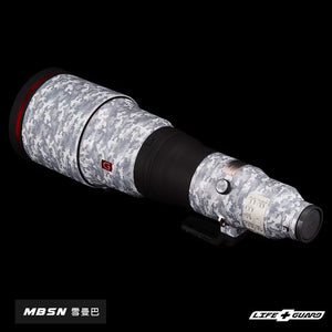 LIFEGUARD Lenses Skin for Sony FE 600mm F4 GM OSS
