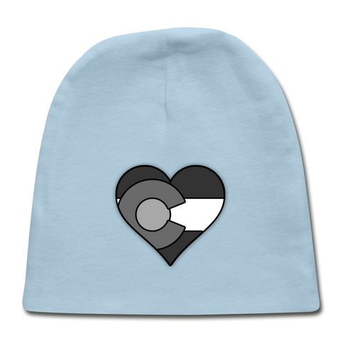 Baby Cap - light blue