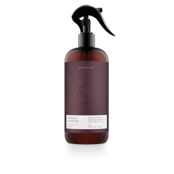 ELEMENTAL Multi-Surface Cleaner - Cypress Lavender