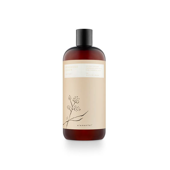 ELEMENTAL Dish Soap - Rosewood Cassis