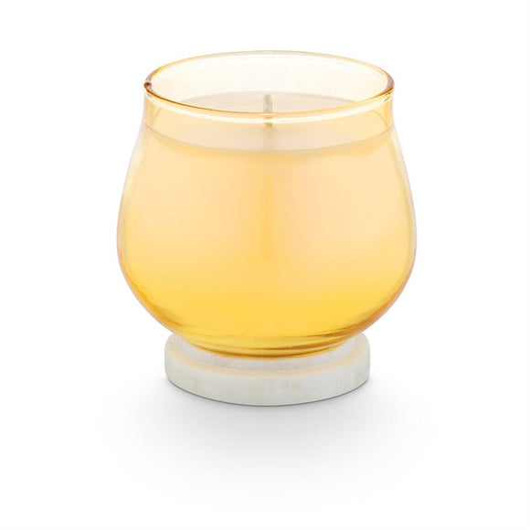 Hourglass Candle- Citron Star Jasmine