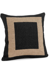 cape york Black & Tan Pillow