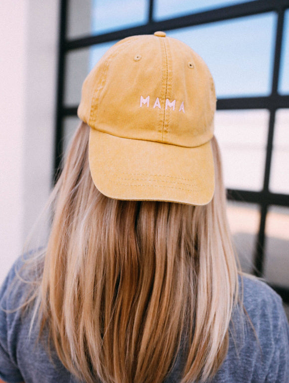 FRIDAY + SATURDAY - Mama Mustard Hat