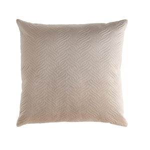 Velvet Taupe Pillow