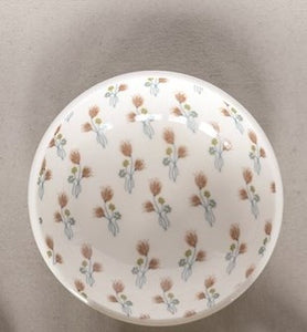 Round Snack Plate Topper