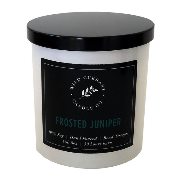 Wild Currant Candle Company Frosted Juniper