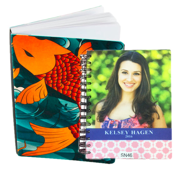 Personalize Pinchbooks, Notebooks & Binders