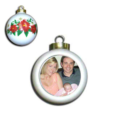 Personalize Holiday Ornaments