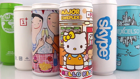 Eco Amigo - Eco Cans for SKYPE, Major Cineplex, Excelsior, G.O.D.