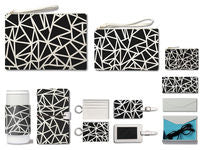 Eco Amigo - Cruelty Free Personal Accessories Print on Demand PU Leather