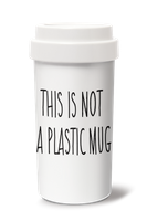 Eco Amigo - Cafe Plus - 1C SS - Not a Plastic Mug PLA