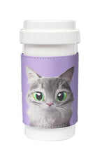 Load image into Gallery viewer, Eco Amigo - Cafe Plus with PU Sleeve - Emma Norwegian Forest Cat