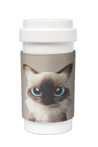 Eco Amigo - Cafe Plus with PU Sleeve - Hongsi Balinese Cat