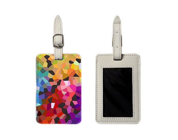 Eco Amigo - Personal Accessories - PU Luggage Tag - Customize with your own logo