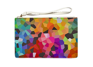 Eco Amigo - Personal Accessories - Small Pouch - Color Specks