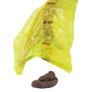 "Doo-n-go LARGE Poop Bags 360 bags + Leash Dispenser. 10""x12"" bags are EARTHFRIENDLY, Strong and Leak-proof for dogs < 80 lbs. Over 4 months' supply."