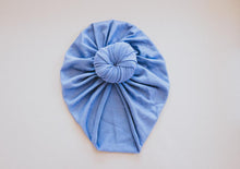 Load image into Gallery viewer, Knotted Headwrap (Multiple Colours)