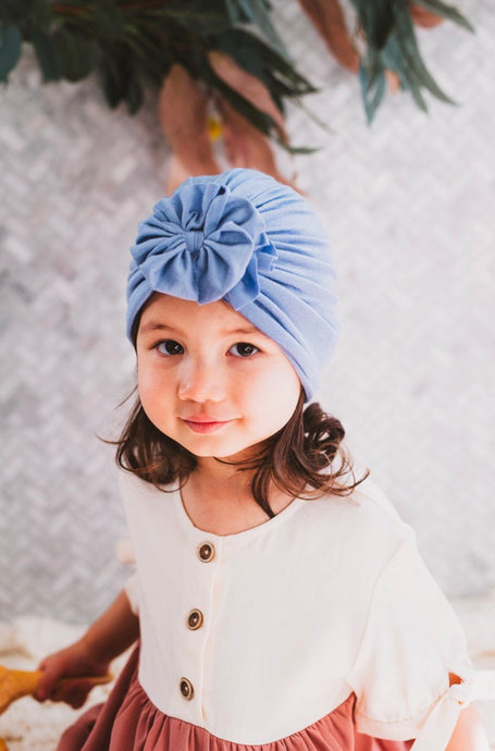 Bow Headwrap (Multiple Colours)