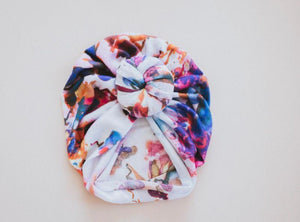 Knotted Headwrap (Multiple Colours)