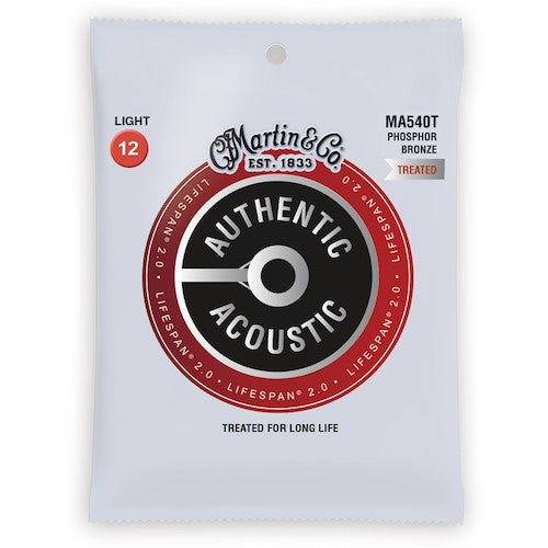 Martin Treated Strings Acoustic Bronze 12-54