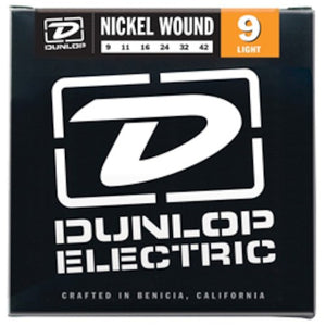 Dunlop DEN0942 Electric Strings L 9-42 Nickel