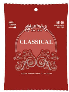 Martin Strings Classic Ball End Hard Tension