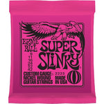 Ernie Ball Electric Strings 9-42 Super Slinky