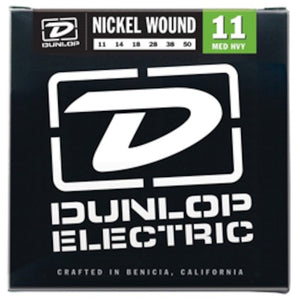 Dunlop DEN1150 Electric Strings Electric MH 11-50 Nickel