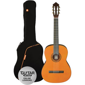 Ashton 3/4 Size Classical Guitar Pack (6 Colours)