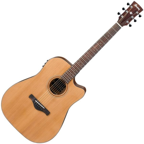 Ibanez AW65ECELG Acoustic Electric Guitar