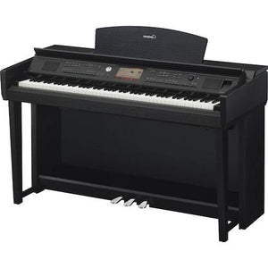 Yamaha CVP705B Clavinova Digital Piano - Black Walnut